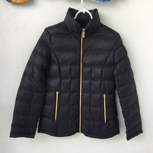 Michael Kors Puffer Jacket Coat Parka with Hood